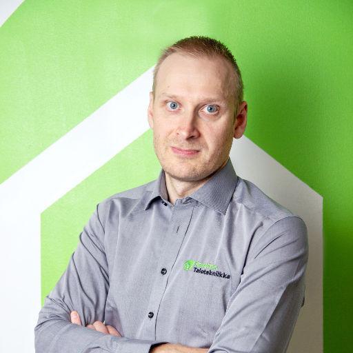 Matti Åke LV-työnjohtaja